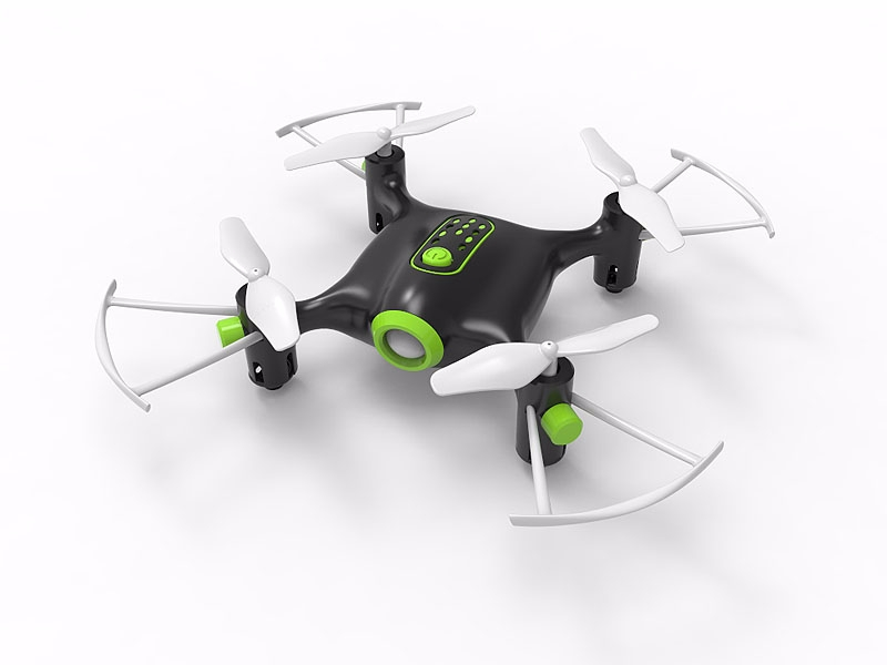 Syma X20P dron, LED, 360° otočky, headless mode, AUTO vzlet/přistání, RTR