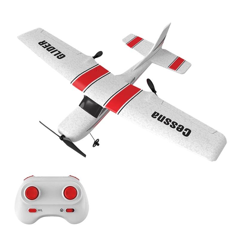 Cessna GLIDER, 2.4 GHz, EPP materiál, GYRO STABILIZACE, RTF