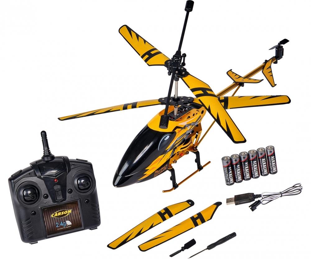 Easy Tyrann 350 Hornet, 2,4 GHz, LED, 100% RTF 46 cm