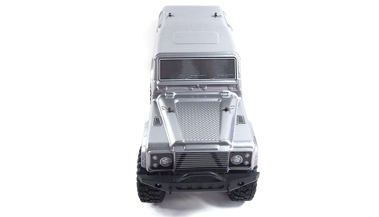 DEFENDER AMXRock CRUISER Crawler 4WD 1:10, proporcionální, voděodolný, LED osvětlení, RTR