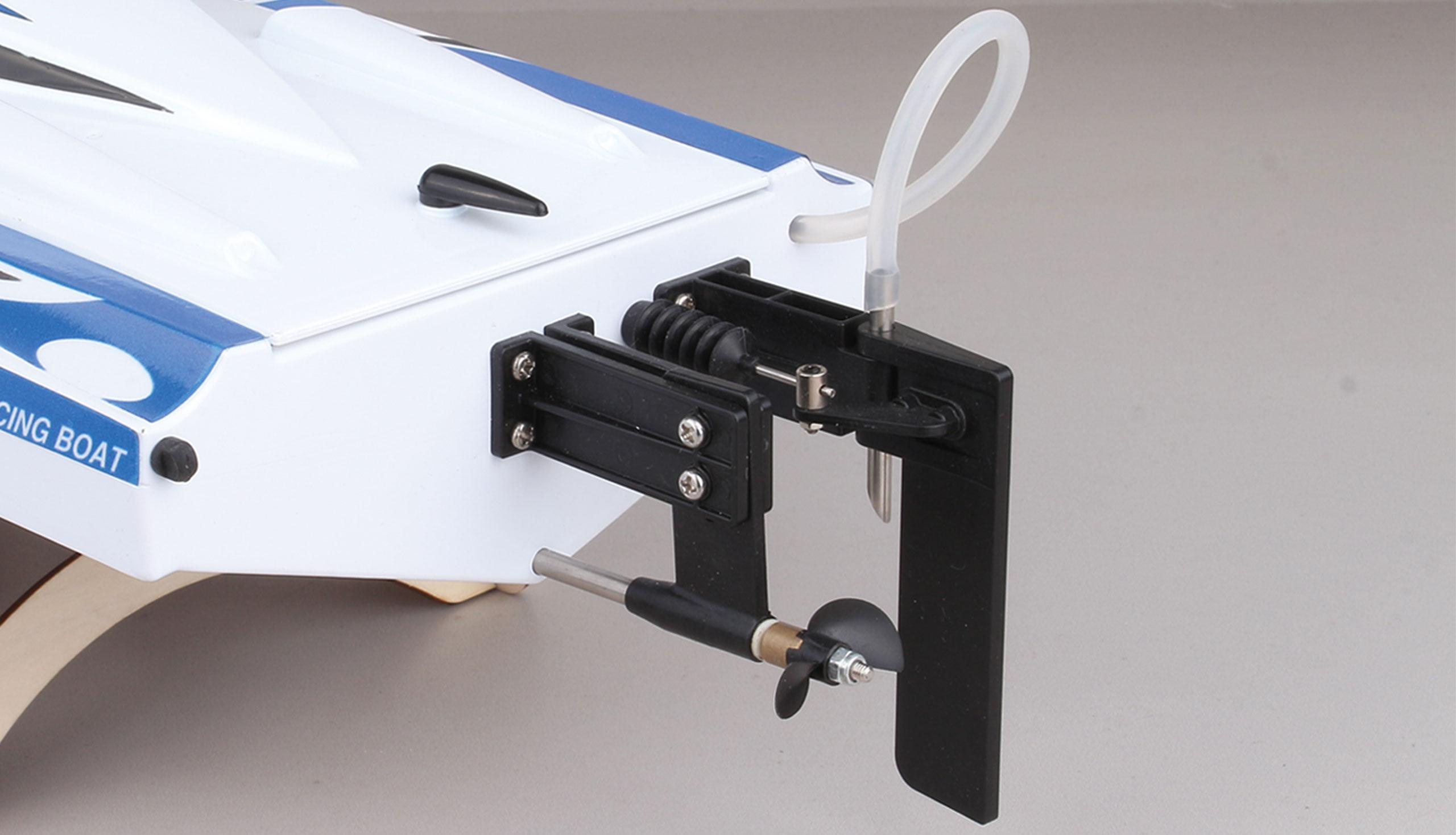 BLADE RC BOAT MONO, proporcionální, 40 km/h, vodní chlazení, RTR, 67 cm!