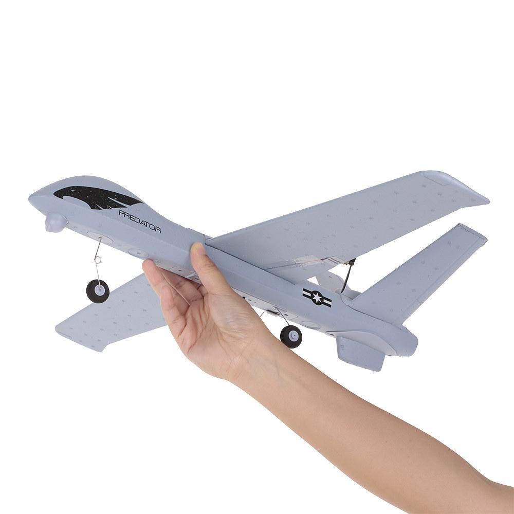 MQ-9 Predator se 3G stabilizací maketové RC letadlo, 2,4 GHz, EPP, RTF