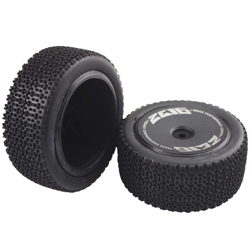 Přední pneumatiky pro Z06 Evolution, 3120 DF Models / 144001 WL Toys