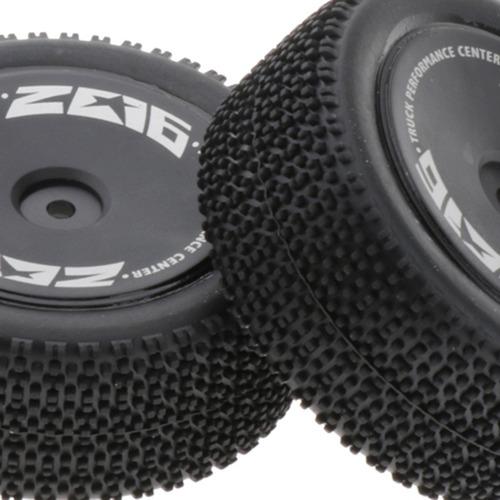 Zadní pneumatiky pro Z06 Evolution, 3120 DF Models / 144001 WL Toys