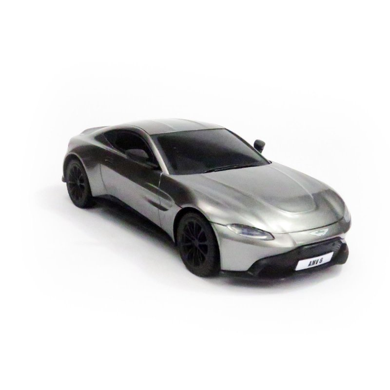 Aston Martin VANTAGE, licencovaný model 1:24, LED, 100% RTR
