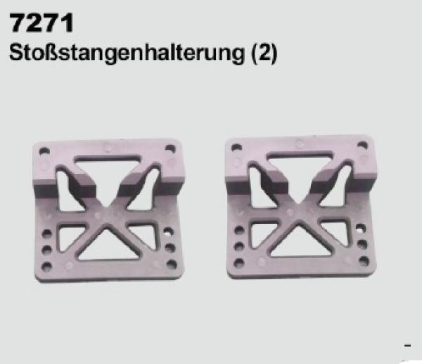Držáky nárazníků pro DF-4S Crawler 3087 od DF Models