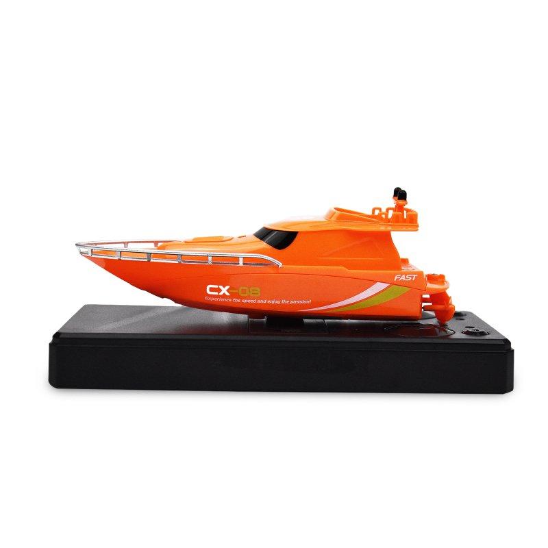 Siva Mini Racing Yacht 2.4 GHz, oranžová