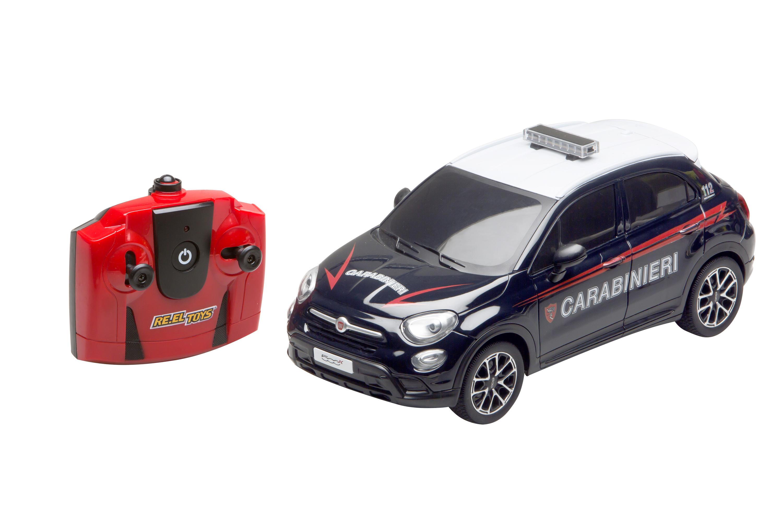 RE.EL Toys FIAT 500x CARABINIERI Sc.1/18 - RC 2.4 GHz
