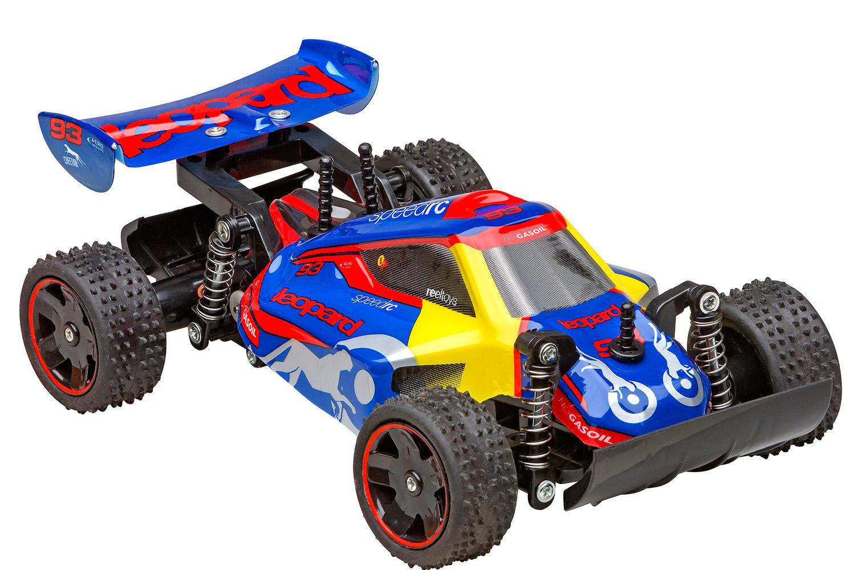 RE.EL Toys Speed Generation BUGGY - LEOPARD 1:18