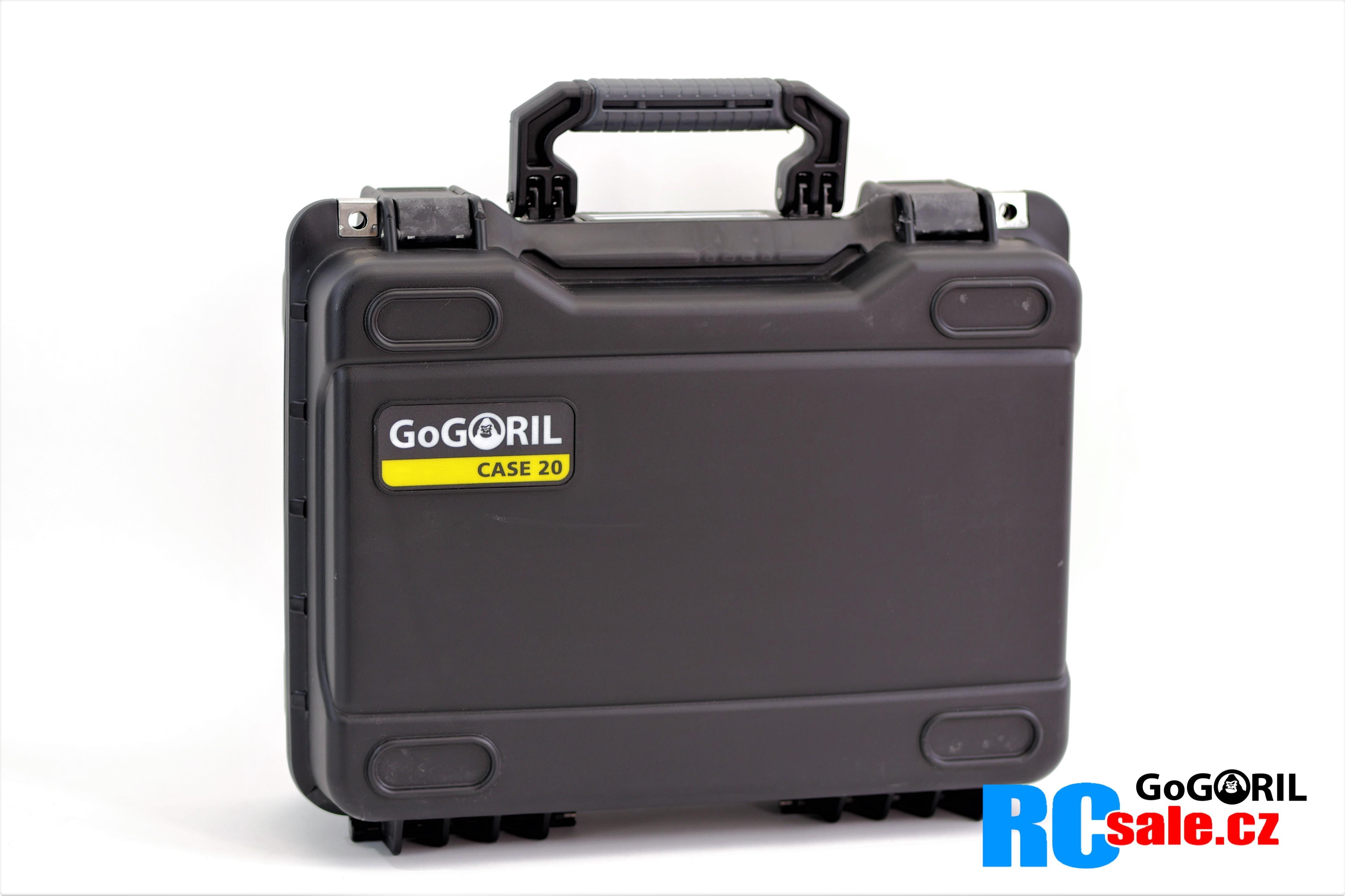 G20 samostatný kufr pro DJI MAVIC ČERNÝ