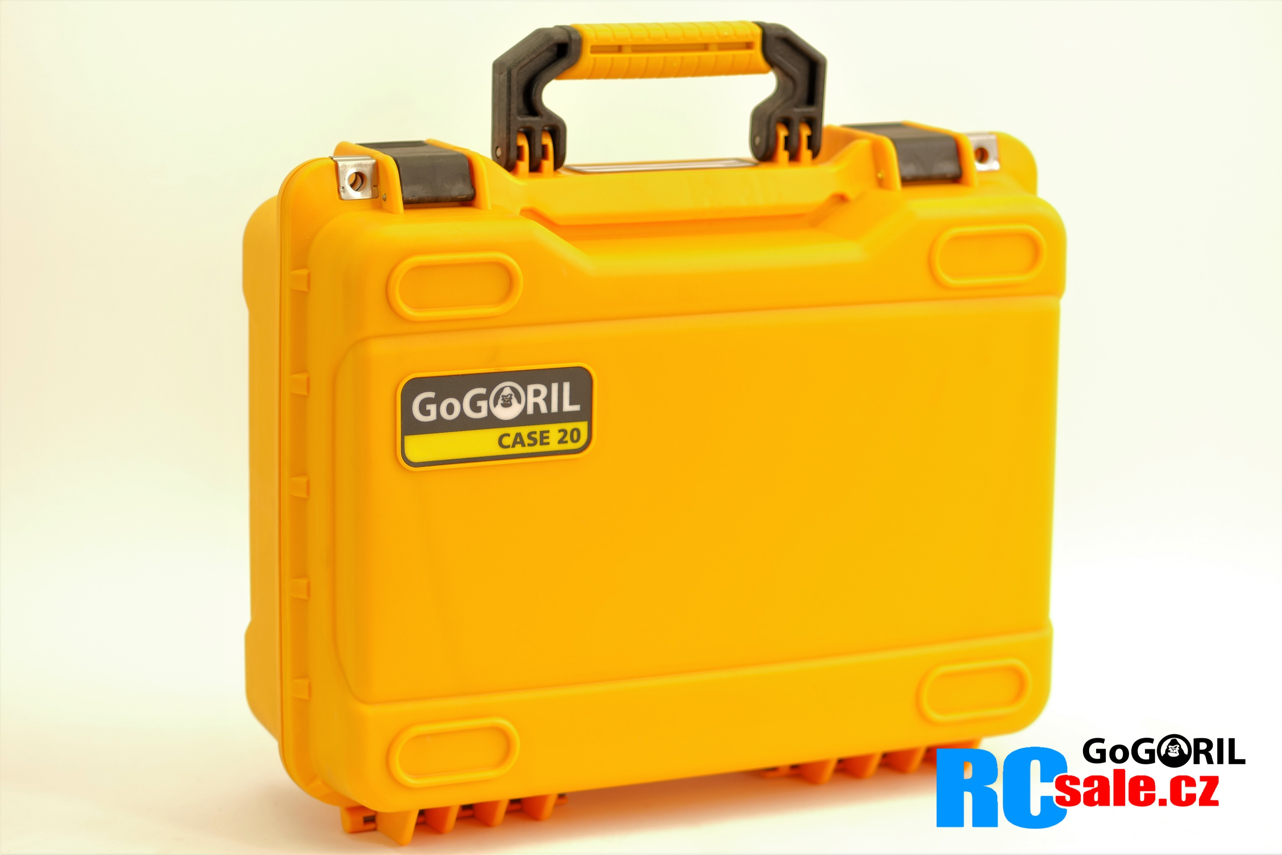G20 samostatný kufr pro DJI MAVIC ŽLUTÝ