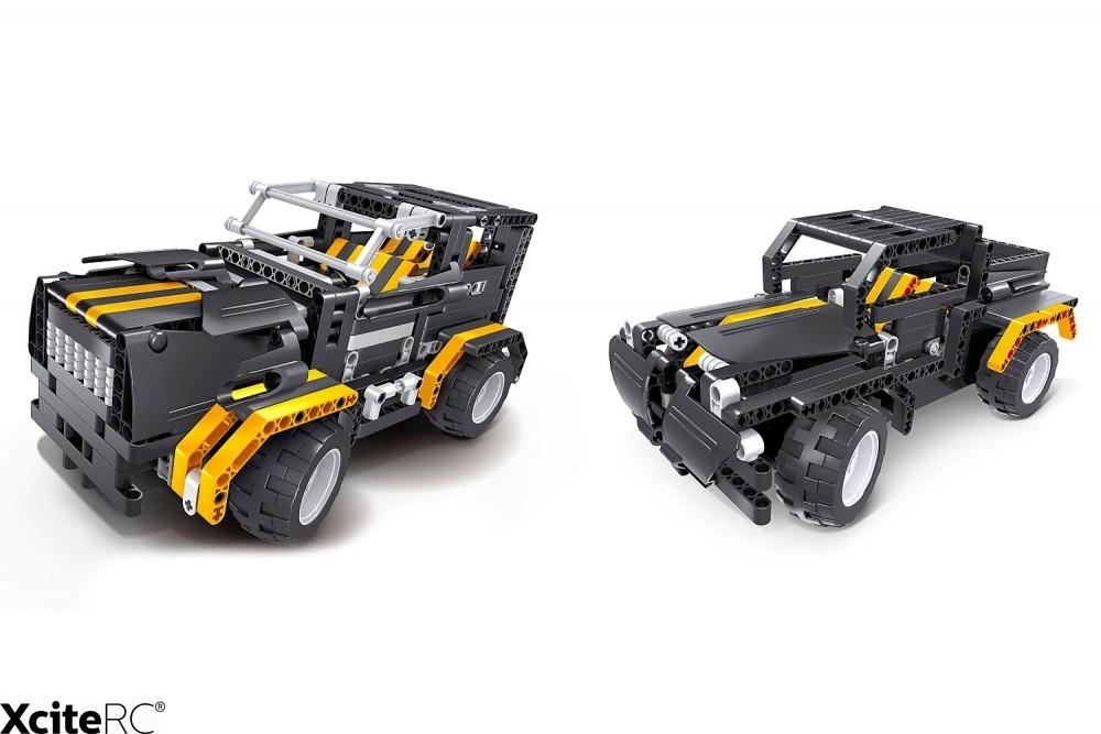 RC SUV & PICK UP TEKNOTOYS ACTIVE BRICKS