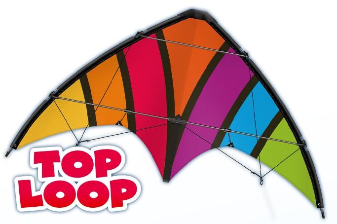 TOP LOOP, 130x69 cm
