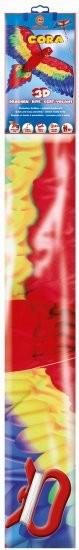 CORA 3D drak 144x80 cm