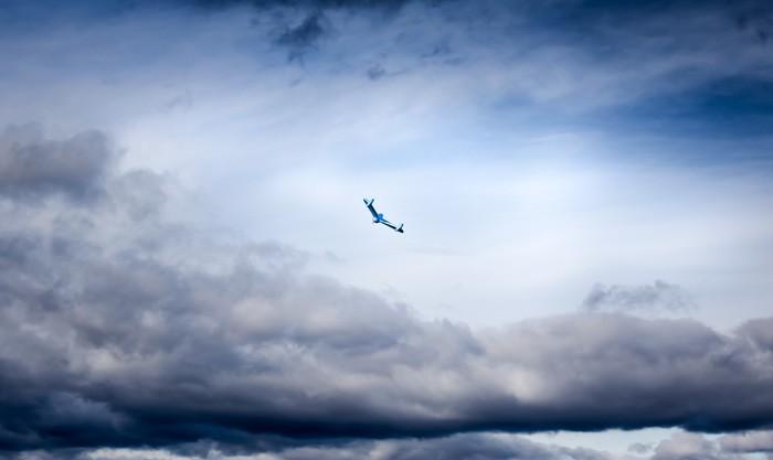 Vystřelovací delta HEPPY FLY AERO-BUMERANG