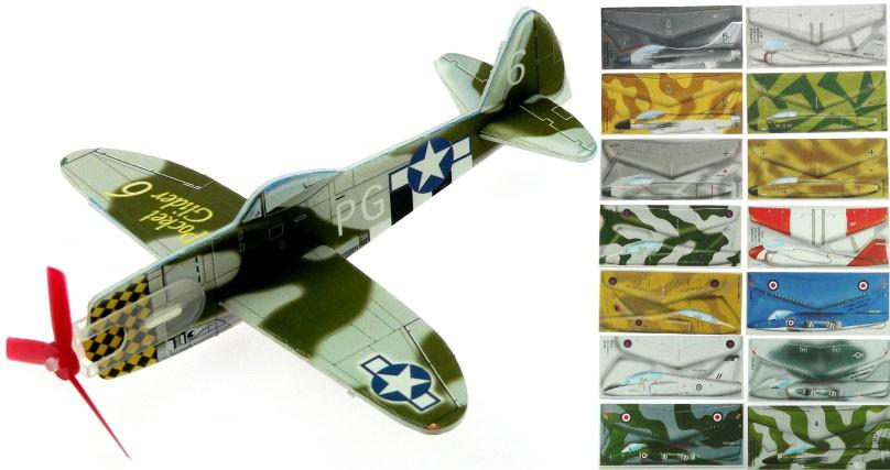 Házecí letadlo/házedlo z druhé světové války
