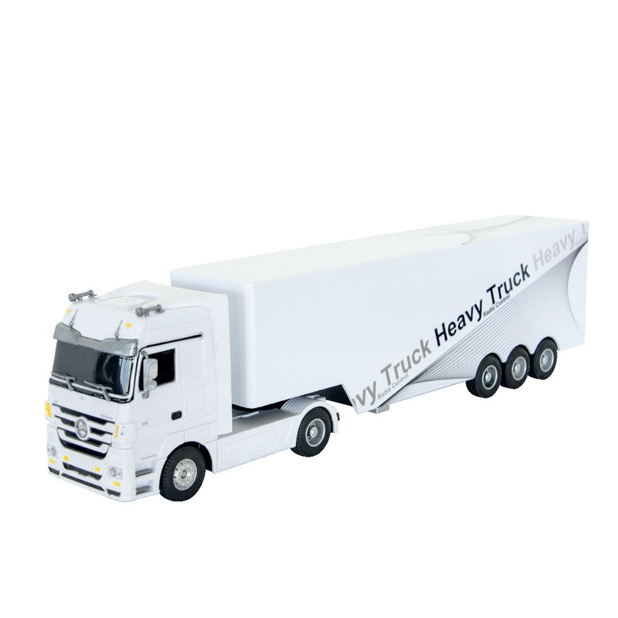 Kamion Mercedes-Benz Actros 1:32 bílý