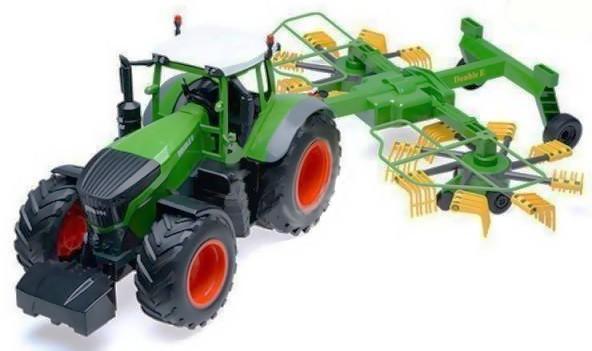 Rozmetač za traktor FENDT a DOUBLE E 1:16