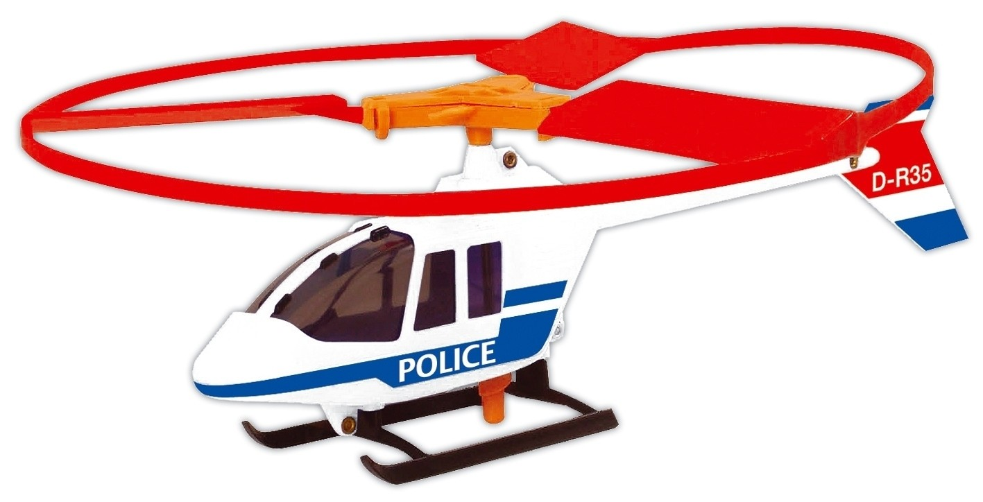 POLICE vrtulník