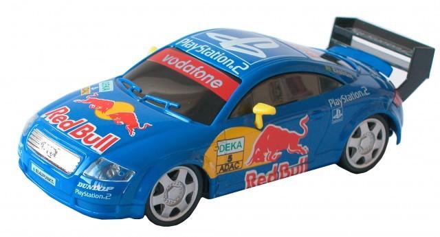 Model Audi TT - Red Bull