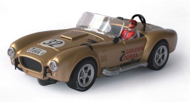 Model Golden Cobra