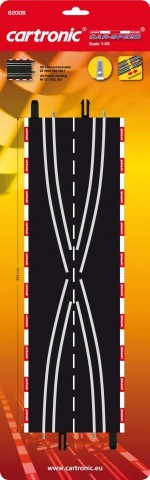 Změna jízdního pruhu (2 kusy), 35,4 cm
