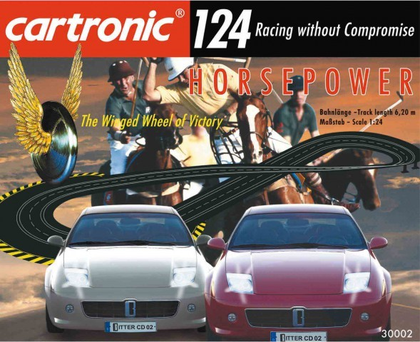 Autodráha Cartronic Horsepower
