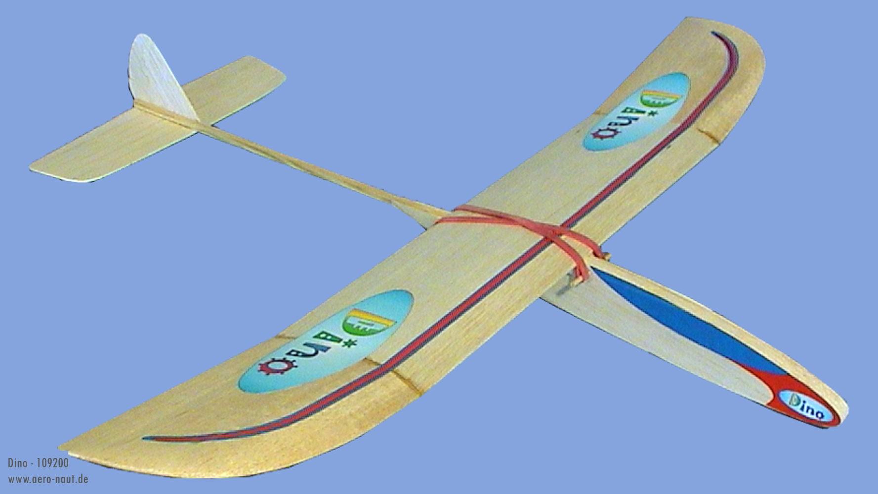 DINO 610mm stavebnice házedla pro začátečníky od Aero-Naut