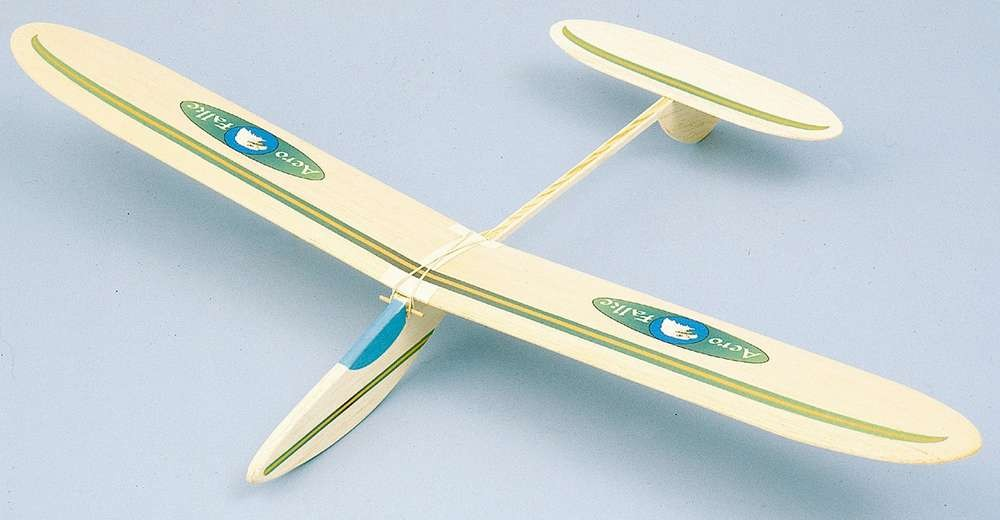 AERO-FALKE2 rychlostavebnice kluzáku z balsy