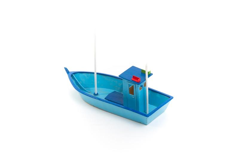 MARY stavebnice rybářské loďky pro začátečníky