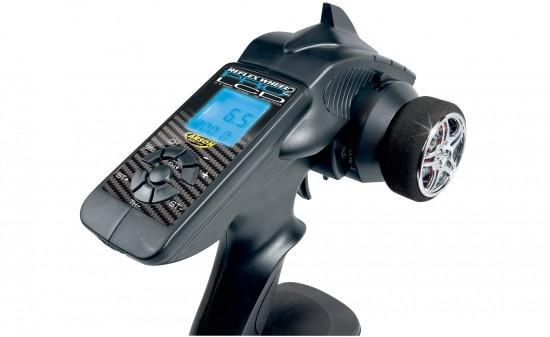 Pistolový vysílač PRO III s LCD