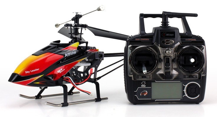 MT400PRO brushless 2,4 Ghz