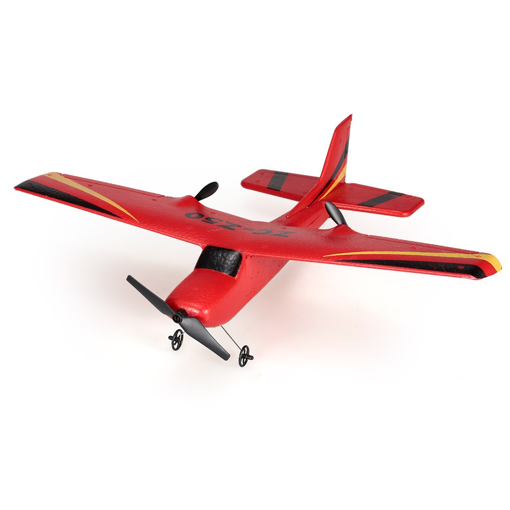 Letadlo S50 s 3D stabilizací 2,4GHz s baterií Lipo