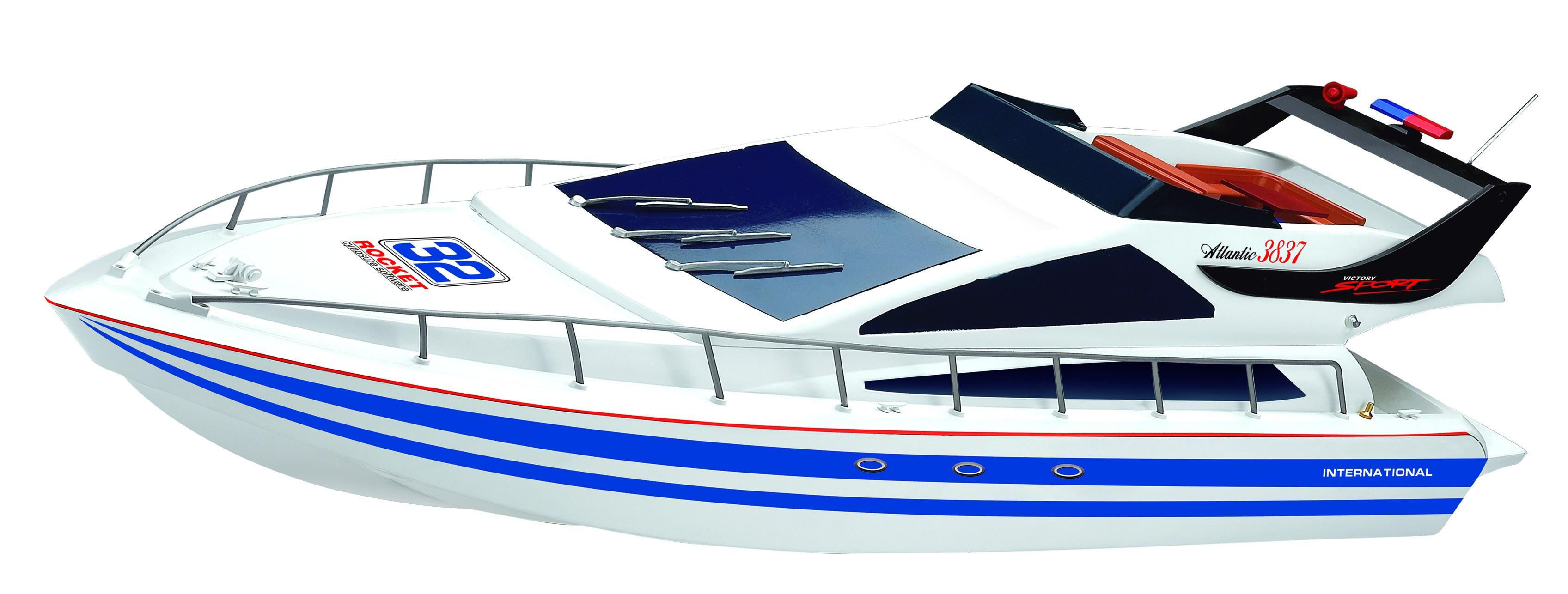 Atlantic Yacht 2,4 GHz - MODRÝ