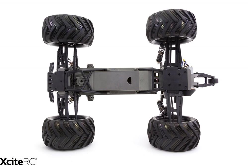 Wheelie Monster Truck 2WD RTR 1:10