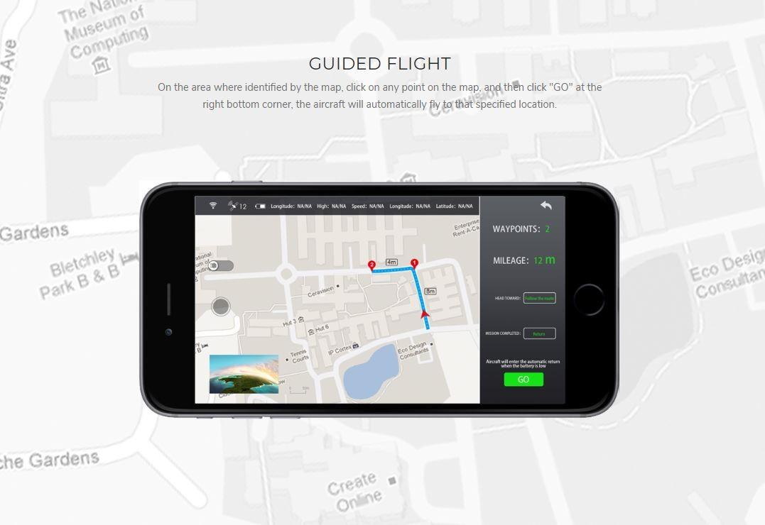 SYMA X25PRO GPS FOLLOW ME