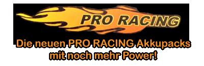 NiMH Aku 7,2 V / 3000 / Pro Racing T-Dean
