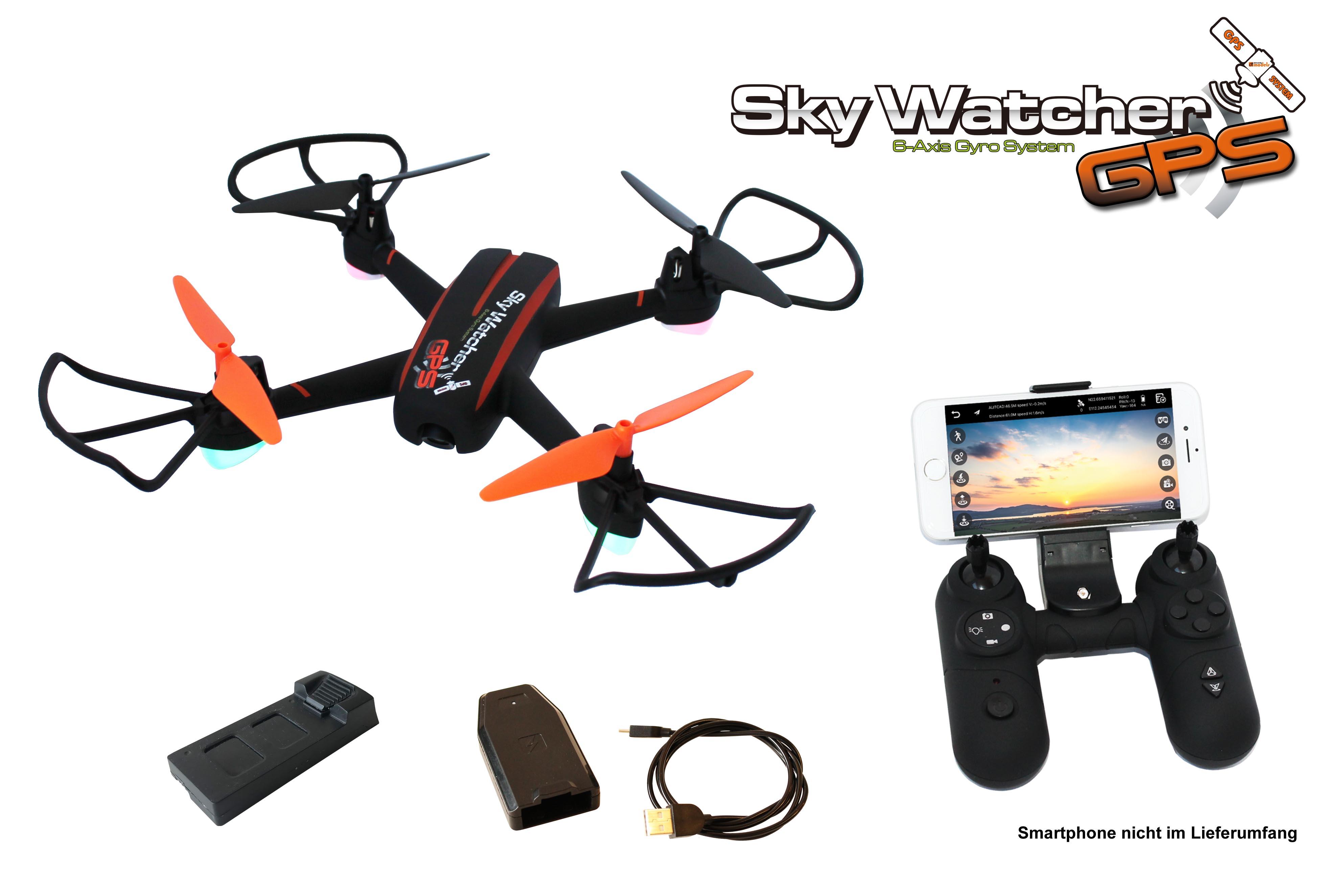 SkyWatcher GPS