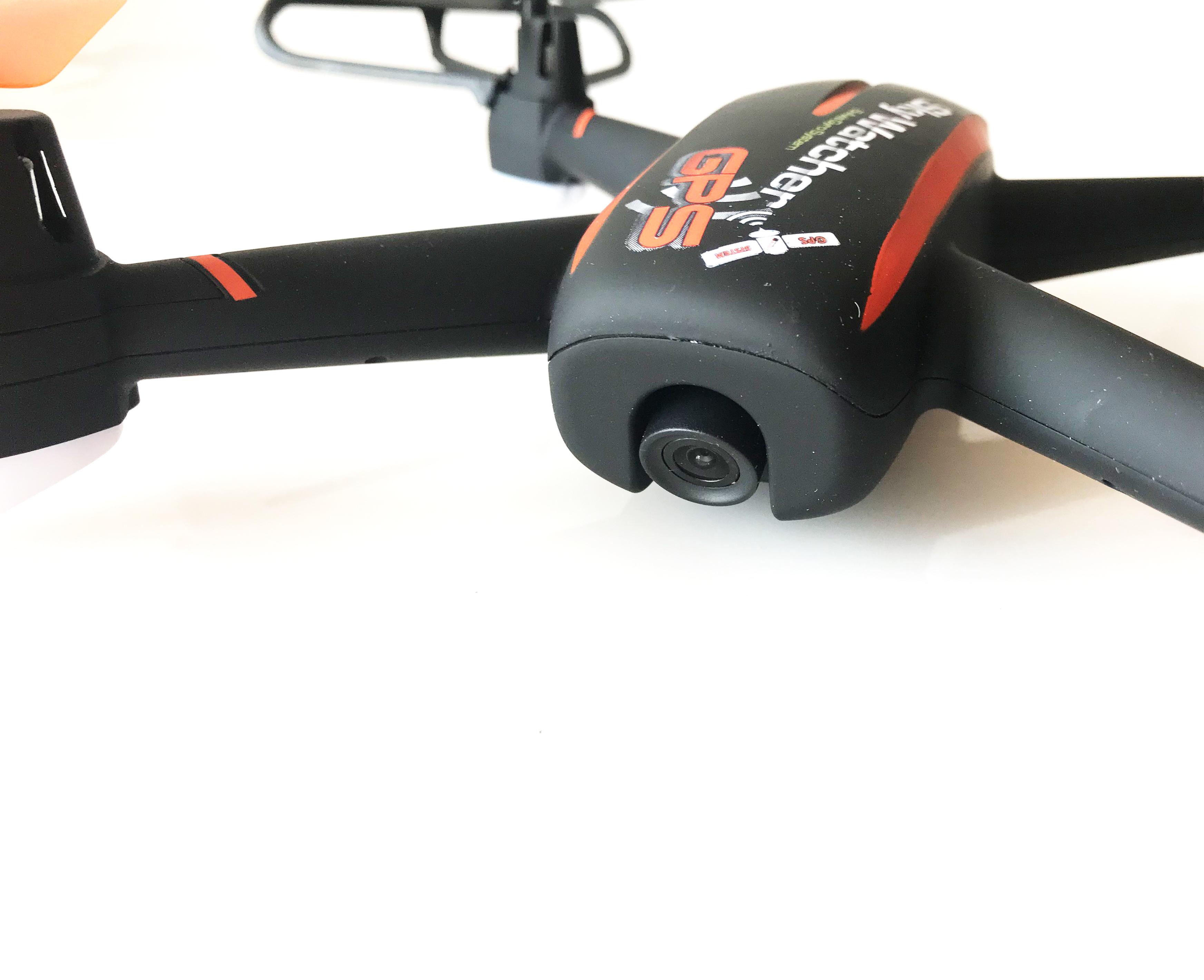 SkyWatcher GPS FPV Follow ME Waypoints 18 minut