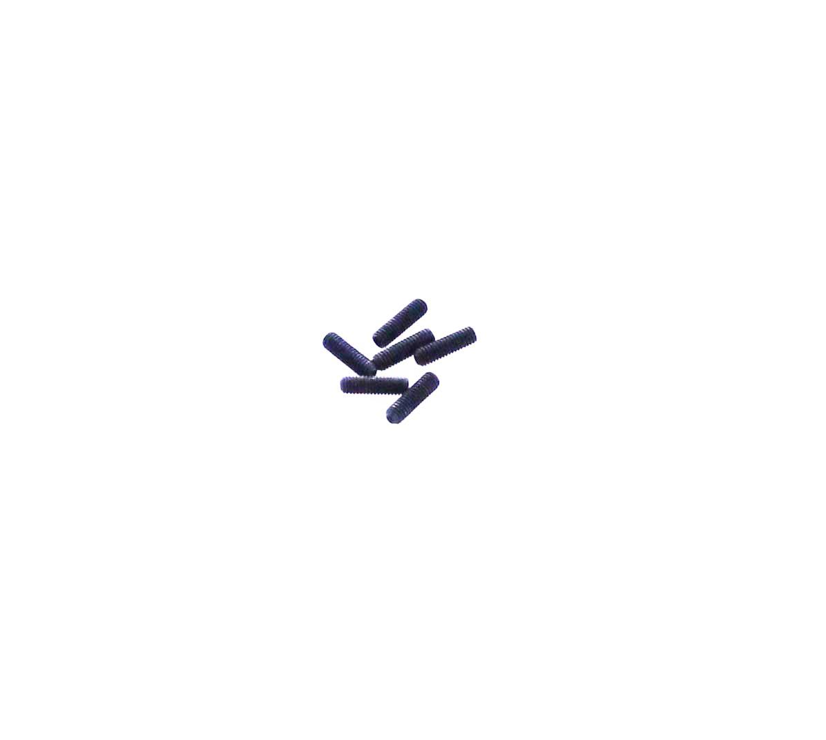 Šrouby M3 x 10 (6ks) pro Crawlery
