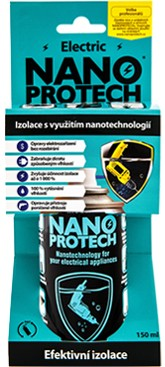 Nanoprotech Electric pro RC modely 150ml