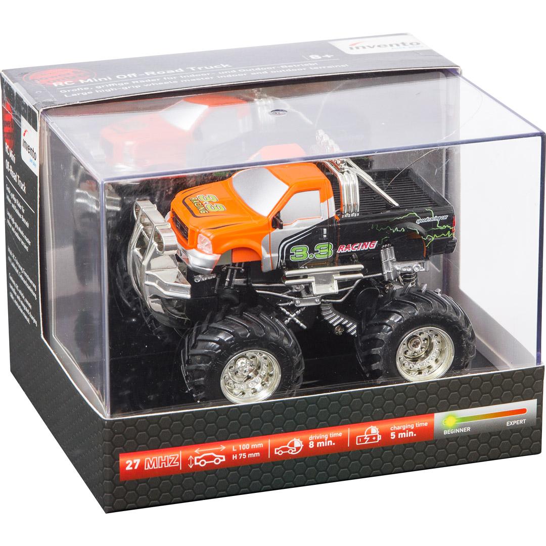 Mini Off-Road Truck Oranžový