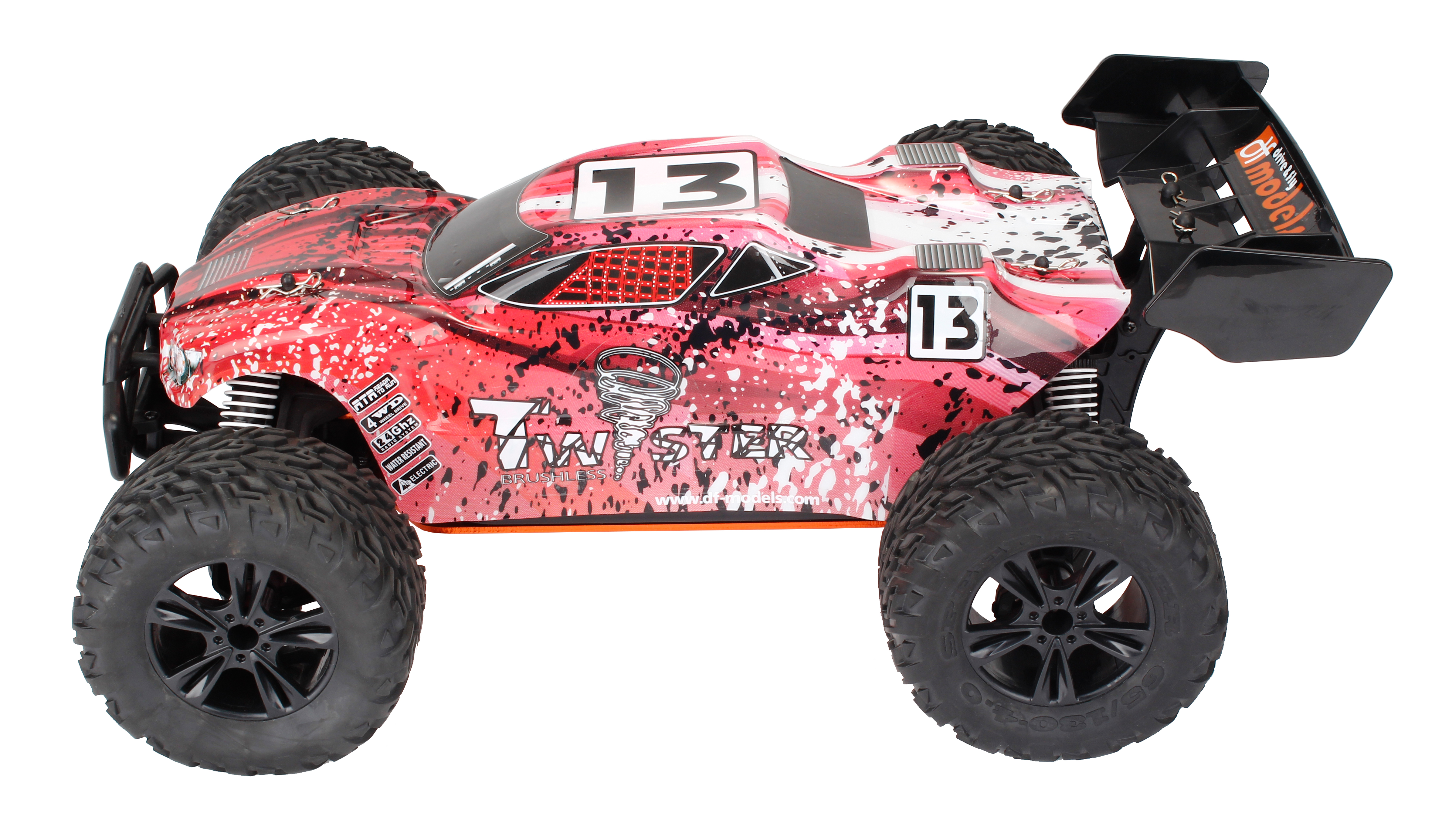 TWISTER Truggy 1:10XL RTR Brushless
