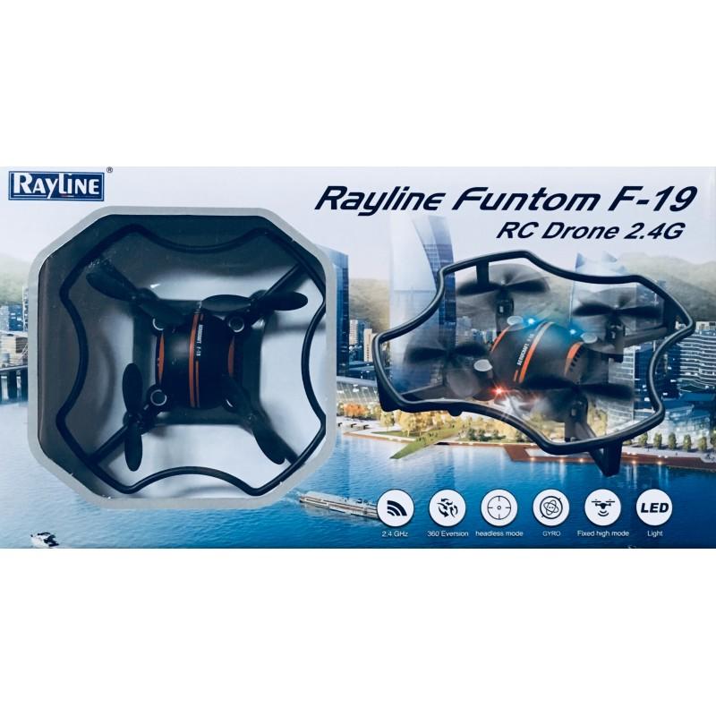 Rayline FUNTOM R20 Wifi 720P barometr