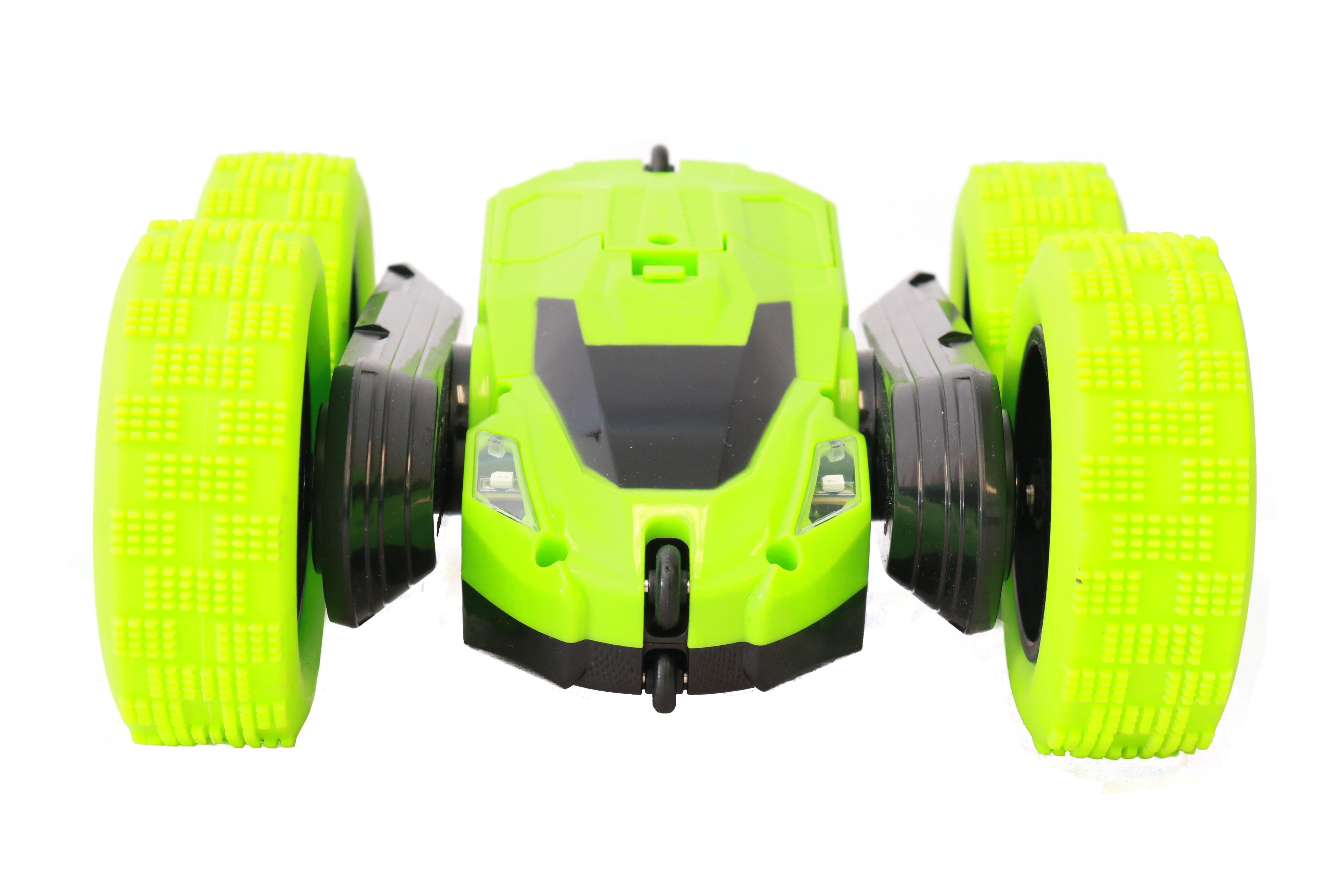 Wild Twister včetně baterí - oboustranné autíčko