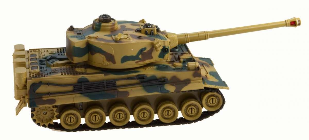 Sada bojujících tanků 2,4 GHz, Leopard & German Tiger