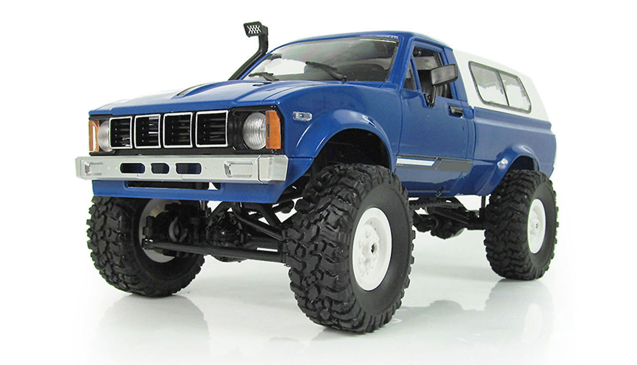 Off Road Pickup 1:16 MODRÝ
