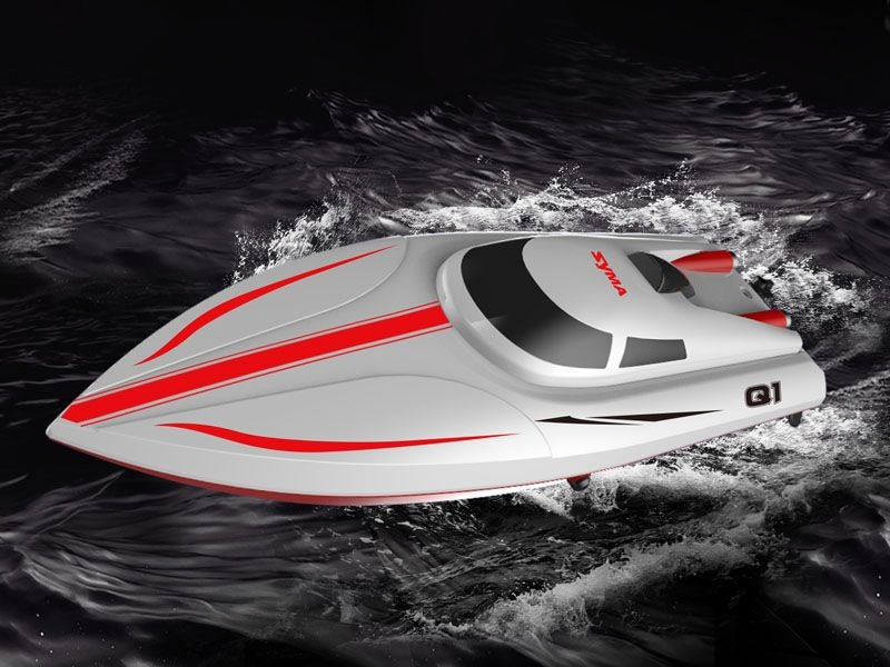 SYMA Speed Boat Q1 PIONEER 2.4GHz až 25km/h