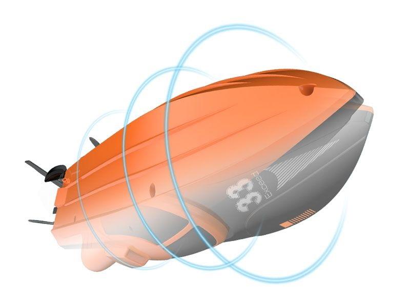 SYMA Speed Boat Q2 GENIUS 2.4GHz až 20km/h Proporcionální
