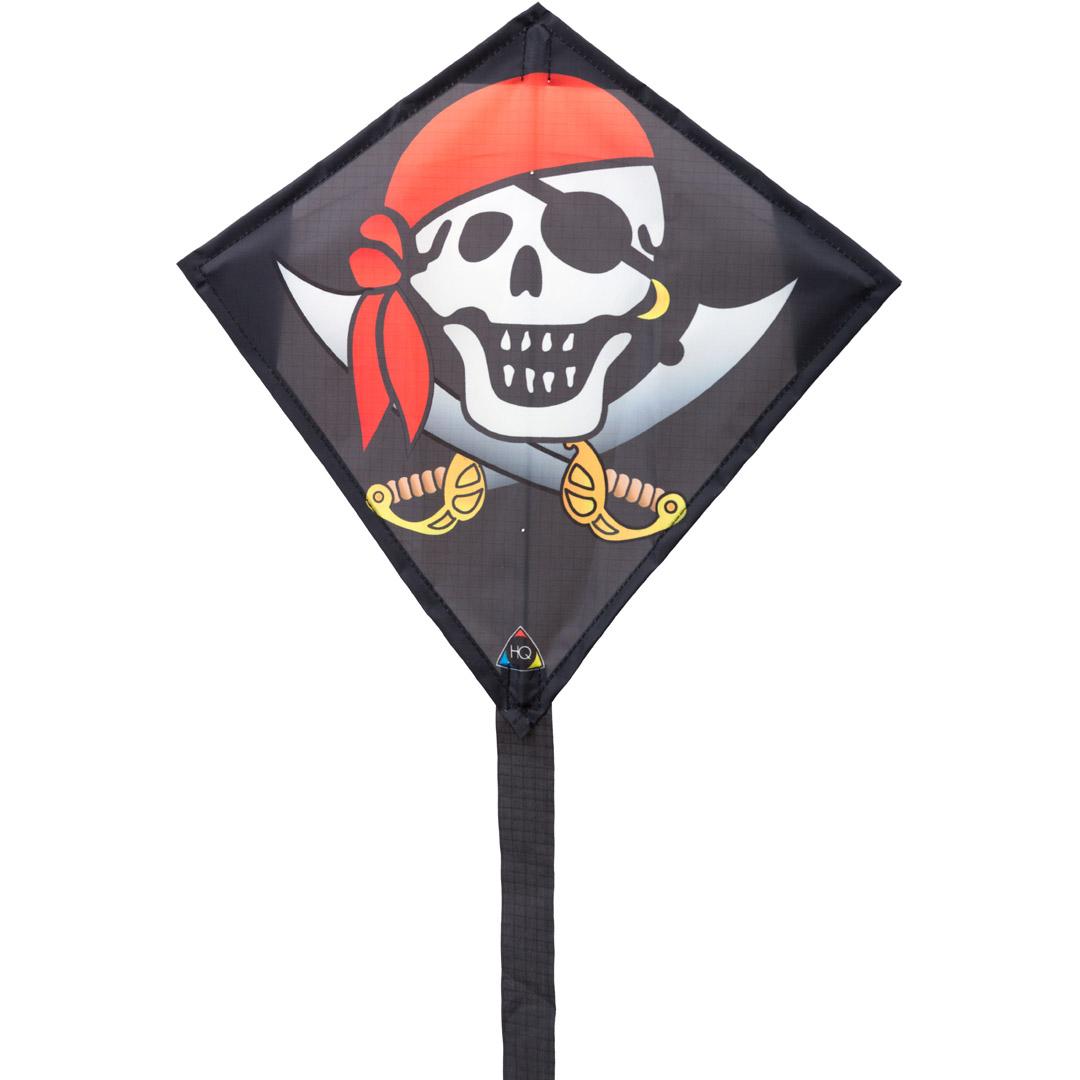 Mini Veselý pirát Eddy Roger 30 cm